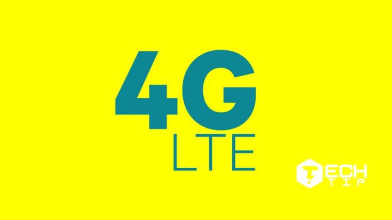 مشکل در حالت 4g / lte در تنظیمات شبکه تلفن برطرف شده است