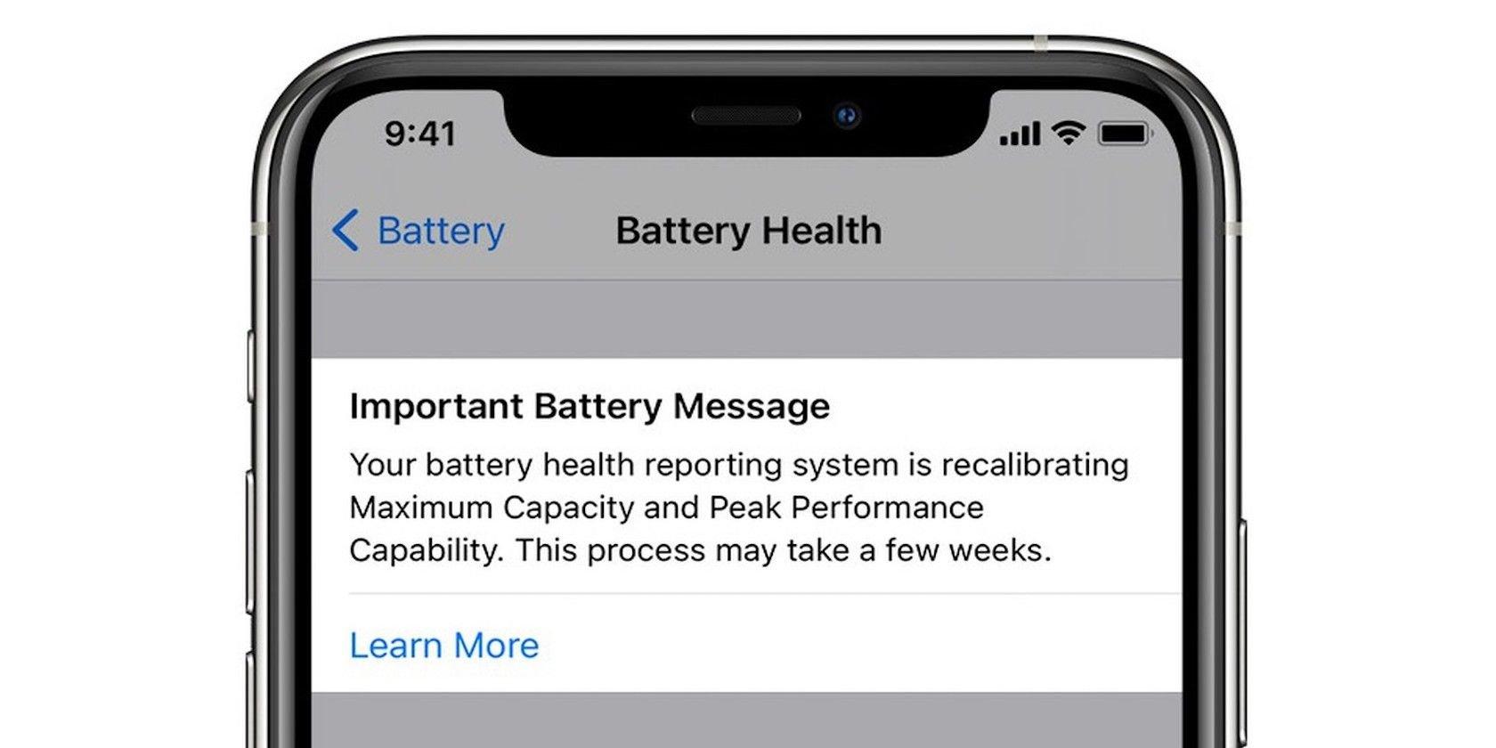 هنگام ارتقا به iOS 14.5 ، اپل باتری های آیفون را دوباره مرتب می کند