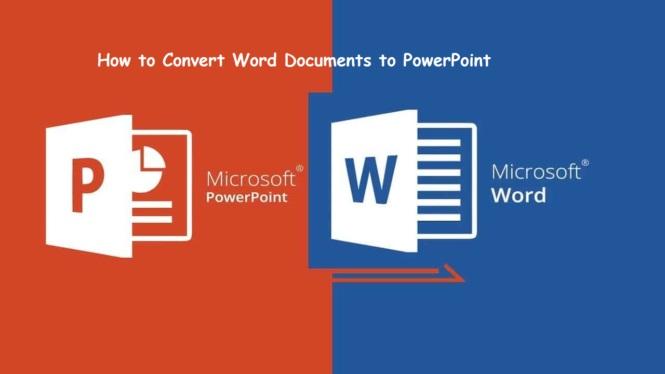 دو روش برای تبدیل Word به PowerPoint با یک آموزش کاملا تصویری