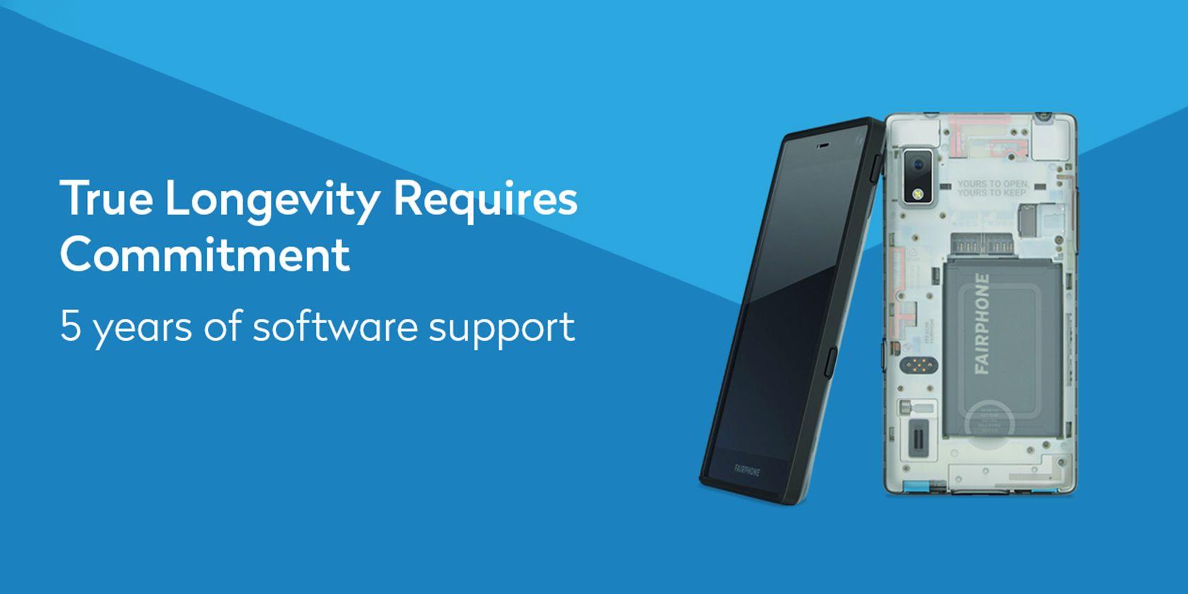 Fairphone 2 5 ساله به اندروید 9 بروزرسانی می شود