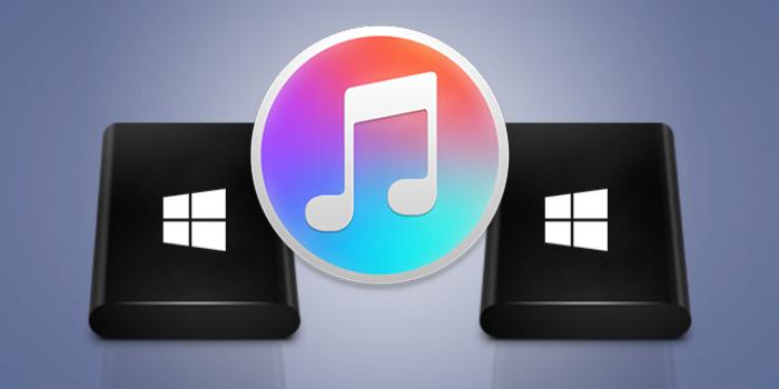 با نحوه تغییر مکان ذخیره سازی پرونده های بایگانی iTunes در ویندوز 10 ، 8 و 7 آشنا شوید