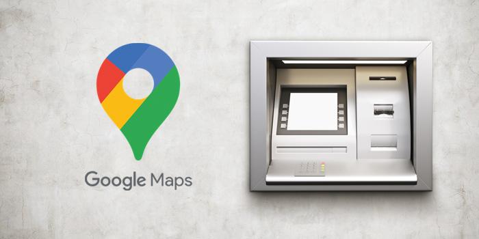 با نحوه یافتن نزدیکترین دستگاه خودپرداز در Google Map آشنا شوید