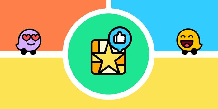 آموزش تصویری نحوه ذخیره آدرس در Waze