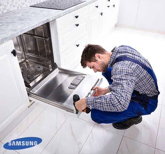امدادینو: خدمات تعمیر ماشین ظرفشویی سامسونگ چگونه در محل انجام می شود؟