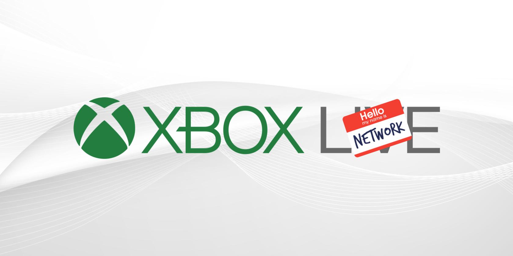 """مایکروسافت نام Xbox Live را به """"Xbox Network"""" تغییر نام داد"""
